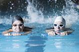 Kraulschwimmen Level 1 (Anfänger) Erwachsene im Salesianum / Tag:  Samstag