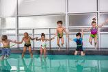 Anfängerschwimmkurs Level 2 für Kinder vom 05.10.2018-07.12.2018 im Willi Graf Gymnasium / Tag: Freitag