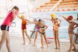 Fortgeschritten-/Schwimmtechnik Level 2 für Kinder vom 16.02.2019-20.04.2019 in der Carl v. Linde Realschule / Tag: Samstag