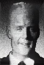 Edition: Kogler (Peter Kogler - Headroom without shades) 1988.