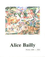 Bailly (Alice Bailly - Werke 1908 - 1923) 1985.