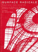 Surface radicale. Decouvertes 92. Paris - 1992.