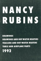 Rubins (Nancy Rubins - Drawings and Hot Water Heaters) 1992.