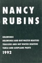 Rubins (Nancy Rubins - Drawings and Hot Water Heaters) 1992.