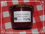 Granatapfel & Himbeeren Fruchtaufstrich 200g--F86