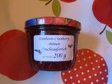 Cranberry-Himbeere-Birnen Fruchtaufstrich 200g  --F220