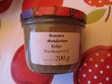 Banane-Mandarinen-Kokos Fruchtaufstrich 200g --F219