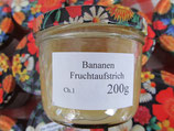 Bananen Fruchtaufstrich 175g--F128