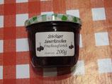 Sauerkirschen --stückig--Fruchtaufstrich 200g