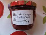 Erdbeern & Orangen-Fruchtaufstrich 200g--F84