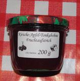 Kirsche-Apfel-Tonka-Fruchtaufstrich 200g--F149