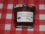 Erdbeeren & Sauerkirschen Fruchtaufstrich 200g--F82