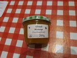 Pfirsich-Maracuja Fruchtaufstrich 200g--F184