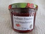 Erdbeere-Sächsiche Trauben Fruchtaufstrich 200g--F218