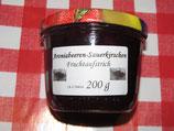Aronia-Kirschen  Fruchtaufstrich 200g -Herb-  --F237