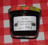 Aronia-Schwarze Johannisbeeren-Fruchtaufstrich 200g--F126