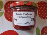Pomelo-Himbeere Fruchtaufstrich 200g (Herb-frisch) --F62