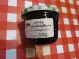 Heidelbeeren --stückig--Fruchtaufstrich 200g