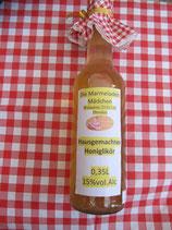 Honig-Likör mit Honig  350 ml -süße Honignote