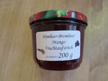 Himbeere-Brombeere-Mango-Fruchtaufstrich-- F177