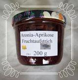 Aronia-Aprikosen Fruchtaufstrich 200g  F5