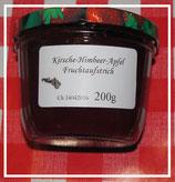 Himbeeren- Sauerkirsche-Apfel 200g-- F88