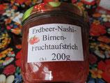 Erdbeere-Orange-Nashi Birne 200g--F249