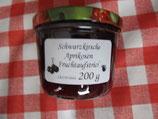 Sauerkirsche-Aprikosen Fruchtaufstrich 200g--F85