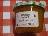 Pfirsich--stückig--Fruchtaufstrich 200g