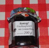 Rumtopf-Fruchtaufstrich 200g--F41 (Nur im Winter verfügbar!!)