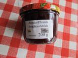 Aroniabeere-Pfirsich Fruchtaufstrich 200g --F134