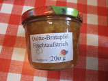 Quitte-Bratapfel mit gerösteten Mandeln & Honig 200g--F253
