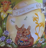 Grußkarte Ostern versch. Motive