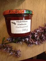 Fliederblüte-Himbeeren Fruchtaufstrich 200g --F55