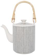 IB Laursen Teekanne Casablanca 1,1 L schwarz