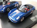 """27550 Carrera Evolution 27550 Porsche 911 Carrera S Cabriolet """" No. 38"""" OVP"""