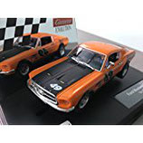 """27488 Carrera Evolution 20027488 - Ford Mustang GT """"No. 49"""" USA only - NEU OVP"""