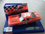 "30754 Carrera Digital 132 30754 Ford Torino Talladega ""Wendell Scott, No. 34"" NEU OVP"