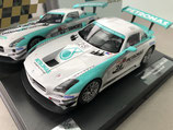 "23837 Carrera Digital 124 23837 Mercedes-Benz SLS AMG GT3 ""Petronas, No. 28"" BOX OVP"