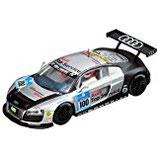 27321 Carrera Evolution 20027321 - Audi R8 LMS Team Abt Sportsline, 24h Nürburgring 2009 No.100 - NEU OVP