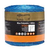 Litze Blau 400 Mtr