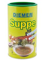 Suppe und Kräuter-Würzmittel (vegan) - 900g