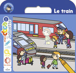 Le train - mes docs en valisette