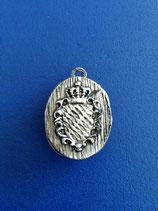 Charivari Anhänger Wappen König Ludwig