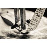Ersatzbezug für Knuffelwuff Hundebett Liam braun / schwarz / grau