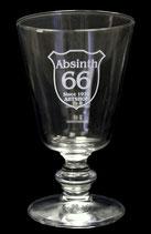 Absinth 66®-Gläser 6er-Pack