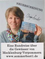 """Buch """"7 Monate auf dem Segelboot durch Mecklenburg-Vorpommern"""""""