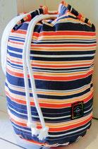 """""""striped pattern"""" Seabag large"""