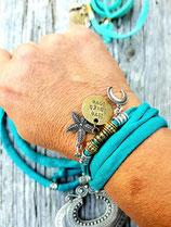 Bracelet July bleu #1