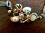 Bijoux mixte mariage Hortense